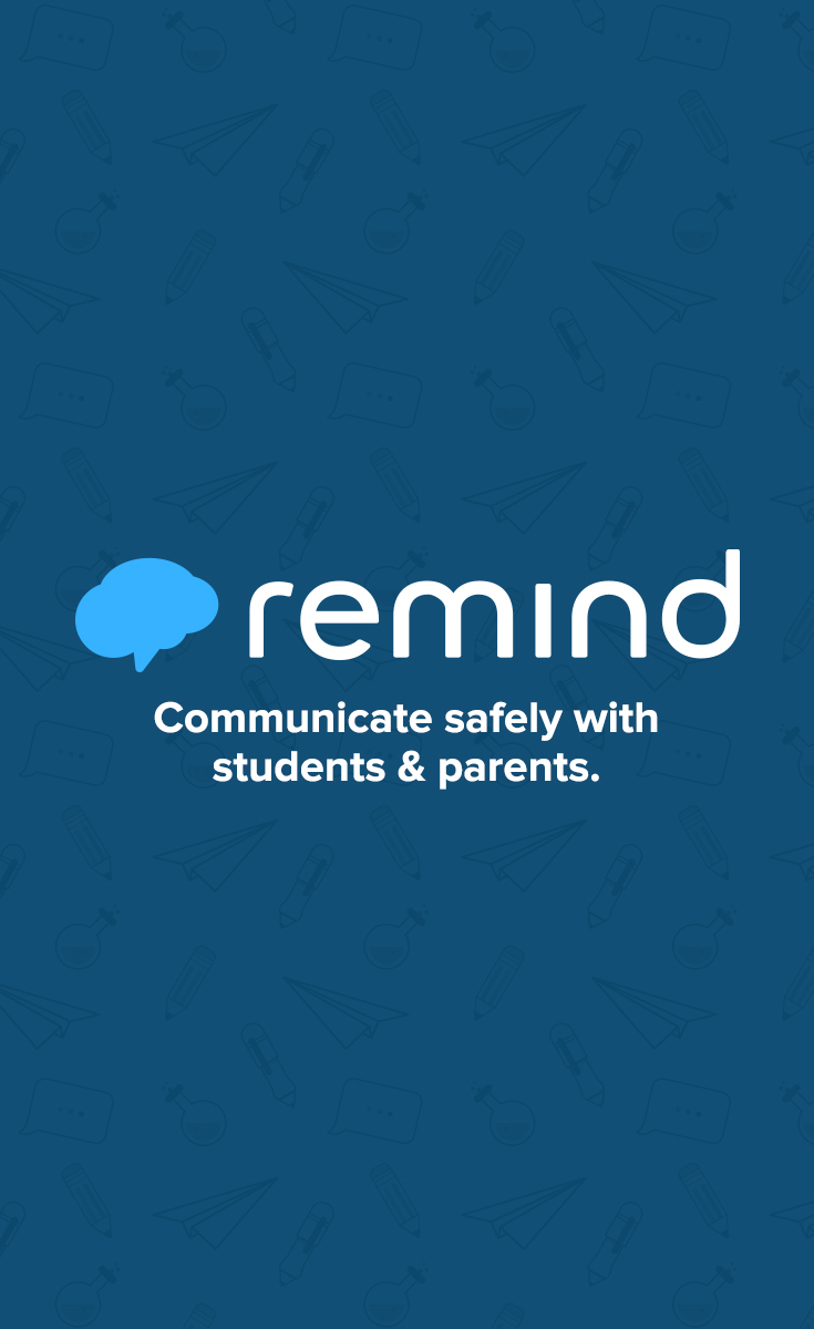 remind is a free text messaging app that helps educators students and parents communicate